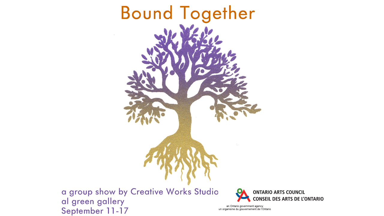 Bound Together artwork for film
