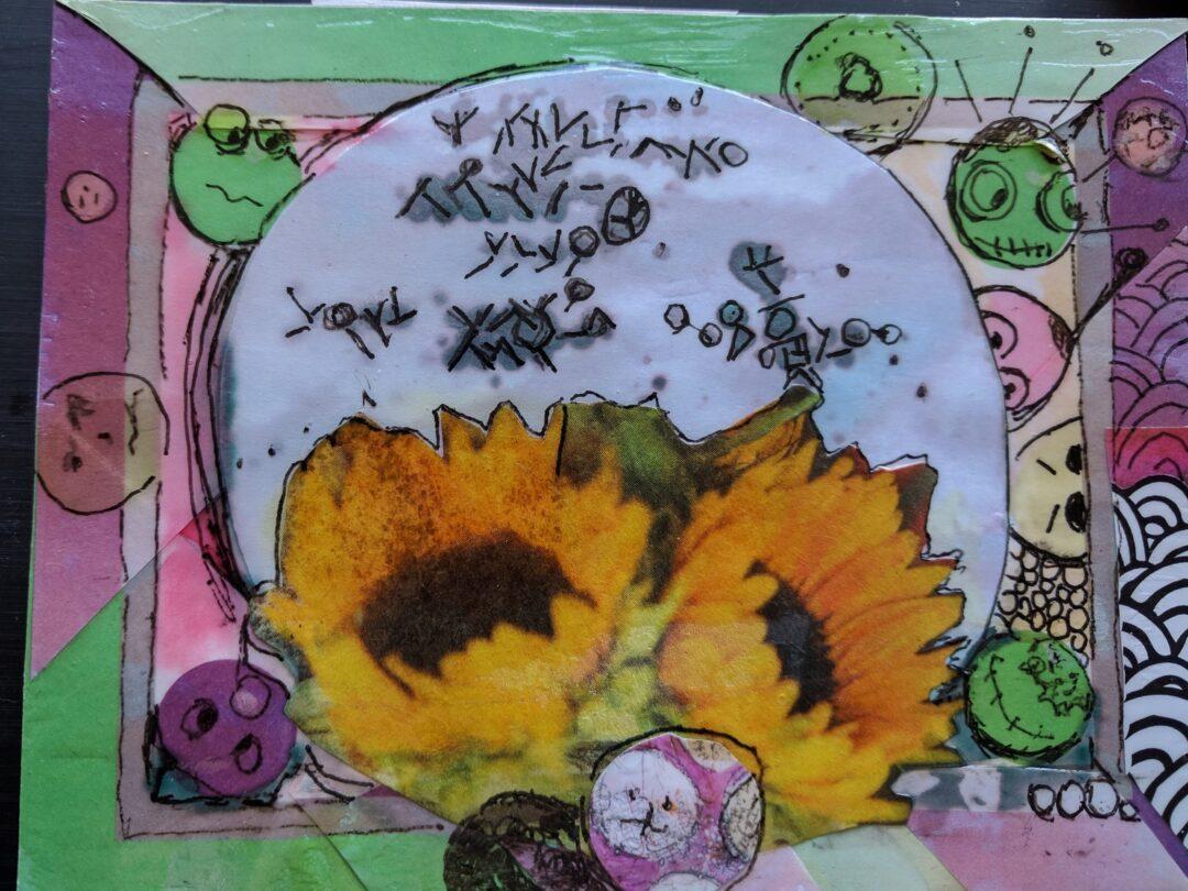 Sun Flower Conspiracy